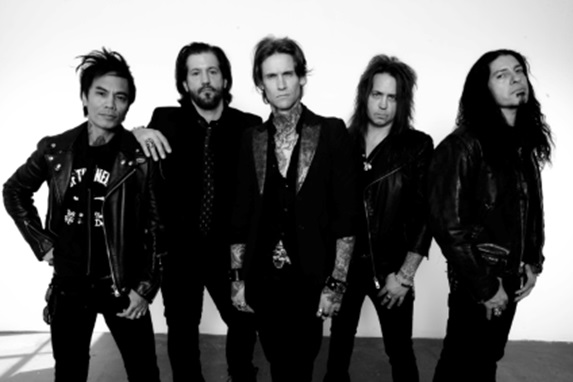BUCKCHERRY To Release 7th Studio Album, 'Rock 'N' Roll,' On August 21st Via F-Bomb Records / Caroline Australia