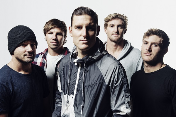 PARKWAY DRIVE Announce New Album 'Ire' Out September 25, New Video 'Vice Grip', and Australian Tour
