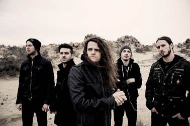 MISS MAY I debut first single 'I.H.E.' from upcoming album 'DEATHLESS'