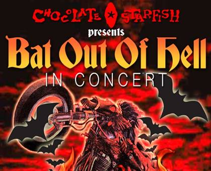 Chocolate Starfish take a bite into Meatloaf's 'Bat Out Of Hell' – announcing a string of shows