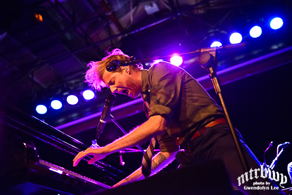 Andrew McMahon in the Wilderness – The Factory Theatre, Sydney – August 22, 2015