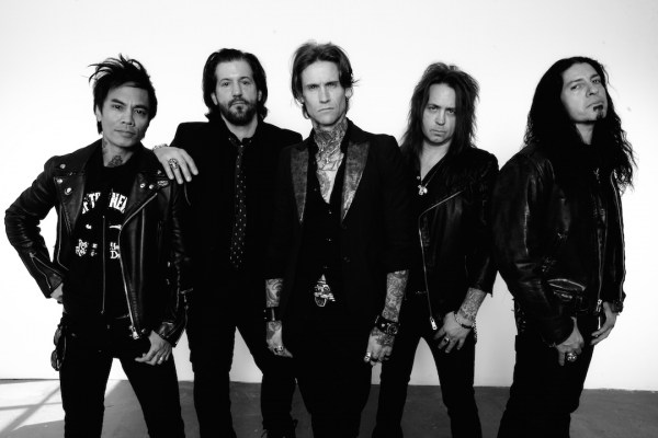 Keith Nelson of Buckcherry