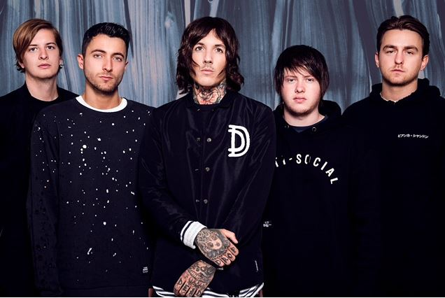 BRING ME THE HORIZON are the Seventh artist confirmed for Soundwave 2016!