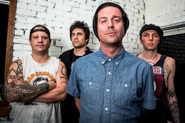 UNWRITTEN LAW Love Is The Law Australian Tour With Special Guests Grenadiers