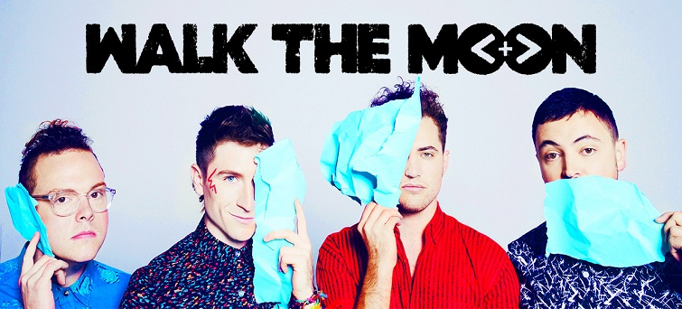 WALK THE MOON announce return to Australia in 2016