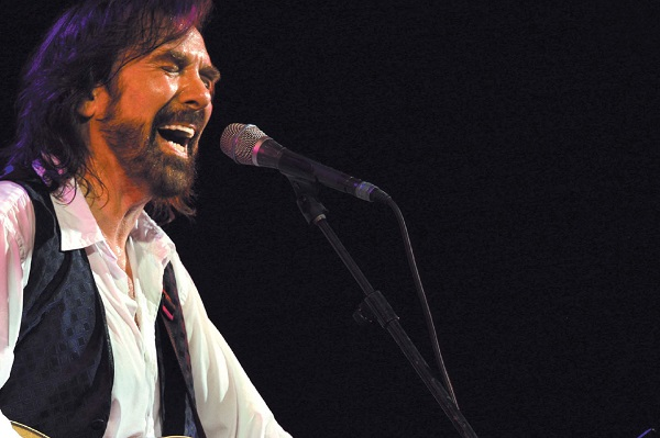 Dennis Locorriere of Dr Hook