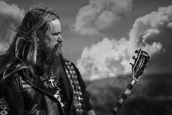 Zakk Wylde of Zakk Wylde's Black Label Society
