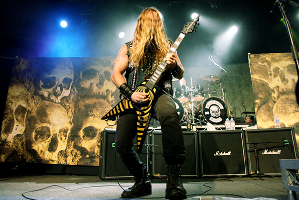 Zakk Wylde's Black Label Society – The Roundhouse, Sydney – November 28, 2015