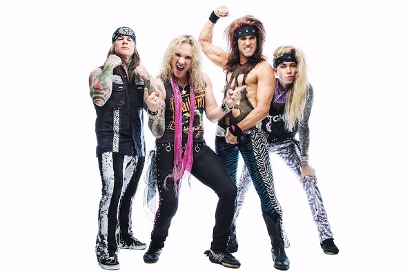 STEEL PANTHER Announce 'Live From Lexxi's Mom's Garage' Film And Acoustic Album