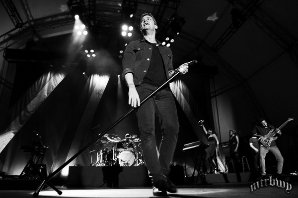 Rob Thomas – On The Steps – Sydney Opera House – February 24, 2016