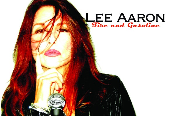 LEE AARON returns with her anticipated new rock album titled 'Fire and Gasoline'