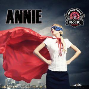 Annie CD Cover