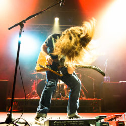 Coheed and Cambria – The Metro Theatre, Sydney – May 5, 2016