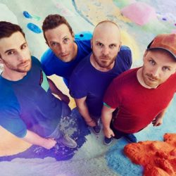 COLDPLAY – A Head Full of Dreams Australian Tour 2016
