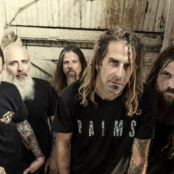 LAMB OF GOD to support SLIPKNOT in Australian and New Zealand!