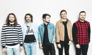 HANDS LIKE HOUSES announce Australian Headline Tour and perform on 'Like a Version'