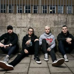 THE AMITY AFFLICTION claim third consecutive #1 ARIA debut with new album 'This Could Be Heartbreak'