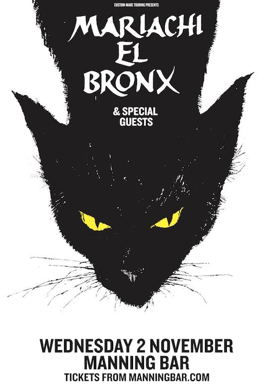 Bronx poster