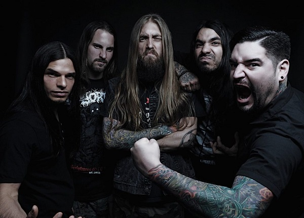 Mark Haylmun of Suicide Silence