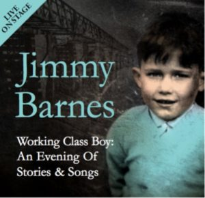 JIMMY BARNES Announces Unique Stories and Songs Tour!