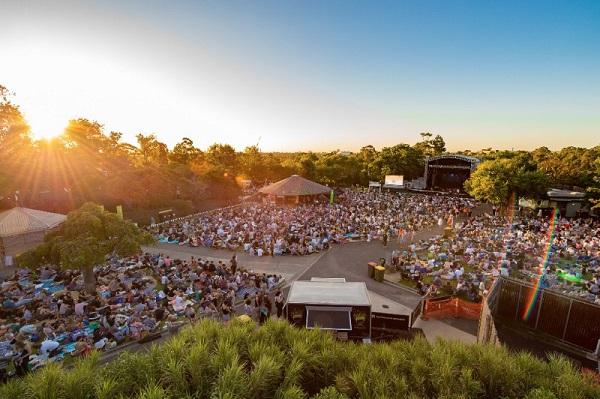 Melbourne Zoo Twilights 2016 (photo credit: Ian Laidlaw)