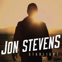 JON STEVENS announces new album 'Starlight' out Friday 31 March | New single 'Hold On' out now