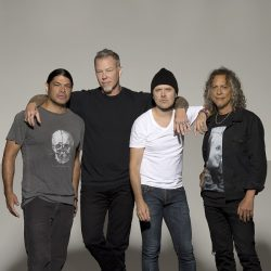 METALLICA 'Now That We're Live' rehearsal event streamed on Facebook live from 11:00am AEST today