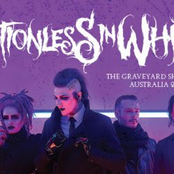 MOTIONLESS IN WHITE – The Graveyard Shift Tour 2017