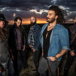 SHAMAN'S HARVEST to release new album 'Red Hand Black Deeds'