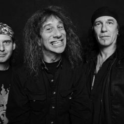 ANVIL Announce Australian Tour