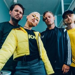 "TONIGHT ALIVE Announce New Album Underworld + New Single/Video ""Temple"""