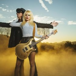 RICHIE SAMBORA + ORIANTHI Join Forces as RSO Australian Tour 2018