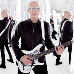 JOE SATRIANI To Release New Album 'What Happens Next' on January 12 Featuring Glenn Hughes on Bass & Chad Smith on Drums