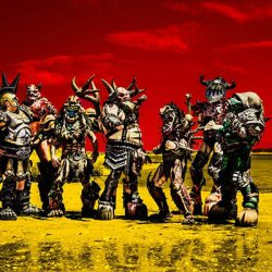 GWAR Announce April 2018 Australian Tour