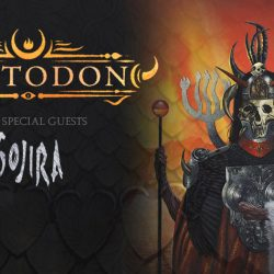 MASTODON – Headline Shows With Special Guest Gojira