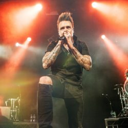 Papa Roach – The Metro Theatre, Sydney – January 24, 2018