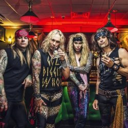 STEEL PANTHER 'Sunset Strip Live' – Australian tour