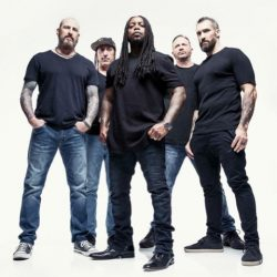 SEVENDUST Return With New Album 'All I See Is War' To Be Released May 11 Via Rise Records