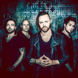 BULLET FOR MY VALENTINE To Release New Studio Album 'Gravity' On June 29th. First Single 'Over It' Revealed With Lyric Video