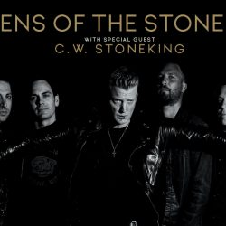 QUEENS OF THE STONE AGE Villains World Tour  Australia & New Zealand This August & September With Special Guest C.W. Stoneking