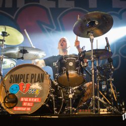Simple Plan – The Big Top, Sydney – April 27, 2018