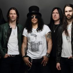 SLASH Ft. Myles Kennedy & The Conspirators Announce New Album 'Living The Dream' To Be Released On September 21