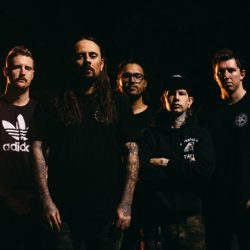 THY ART IS MURDER Announce Death Dealers Regional Tour