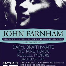 A DAY ON THE GREEN presents JOHN FARNHAM performing Whispering Jack