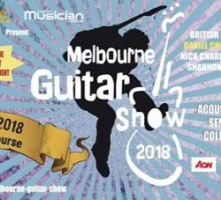 Melbourne Guitar Show Back And Rocking At Caulfield Racecourse On August 4 & 5  + 1st Announcement Features UK Guitar Legend Albert Lee, Jeff Lang, Daniel Champagne And Many More!
