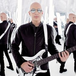 Guitar Legend JOE SATRIANI Returns To Australia This December – Marking 30 Years Since His First Visit