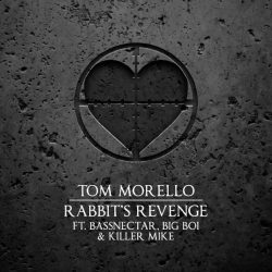 TOM MORELLO Releases New Track 'Rabbit's Revenge' Ft. Bassnectar, Big Boi & Killer Mike. Video Available Exclusively On Apple Music.
