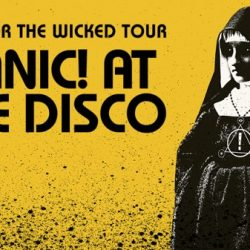 PANIC! AT THE DISCO Touring Australia October 2018