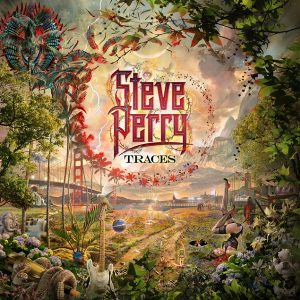 WIN a copy of 'Traces' the brand new album by STEVE PERRY