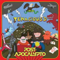 TENACIOUS D Release New Album and Video Series Post-Apocalypto